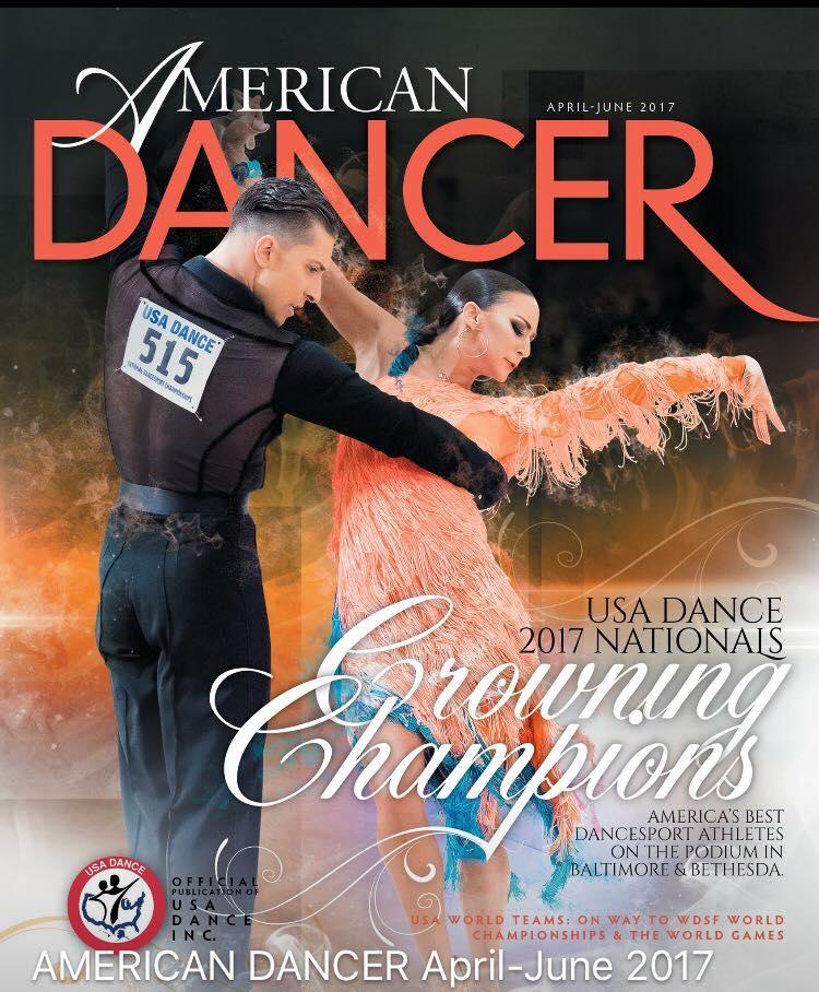 Image result for usa dance magazine Dancer